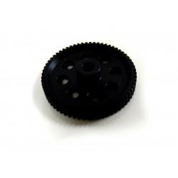 Převodové kolo ocelové 64 zubů (modul 0,6)