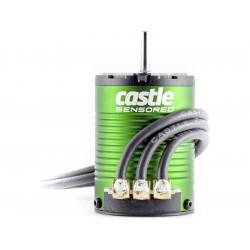 Castle motor 1406 4600ot/V senzored