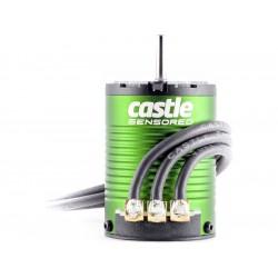 Castle motor 1406 7700ot/V senzored