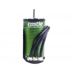 Castle motor 1415 2400ot/V senzored, hřídel 3.17mm